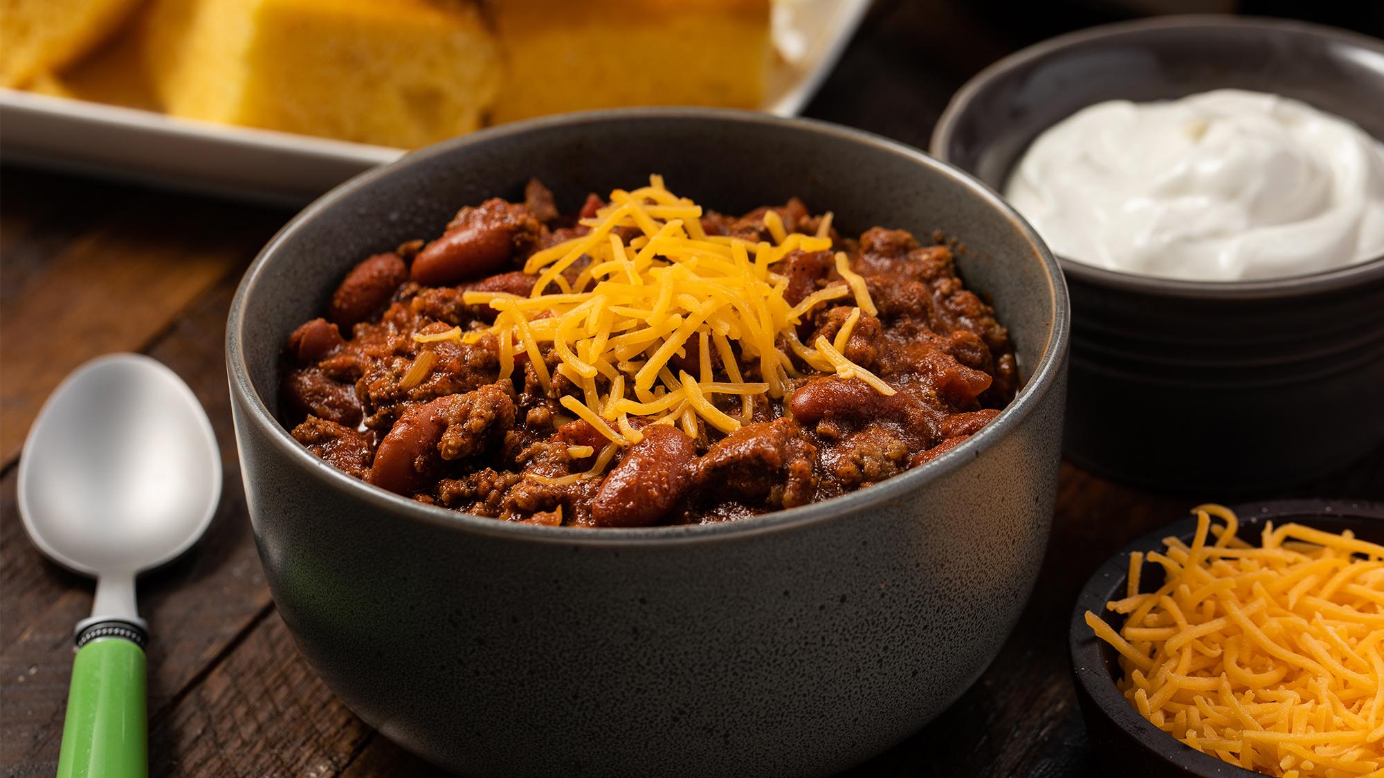 McCormick Instant Pot® Chili