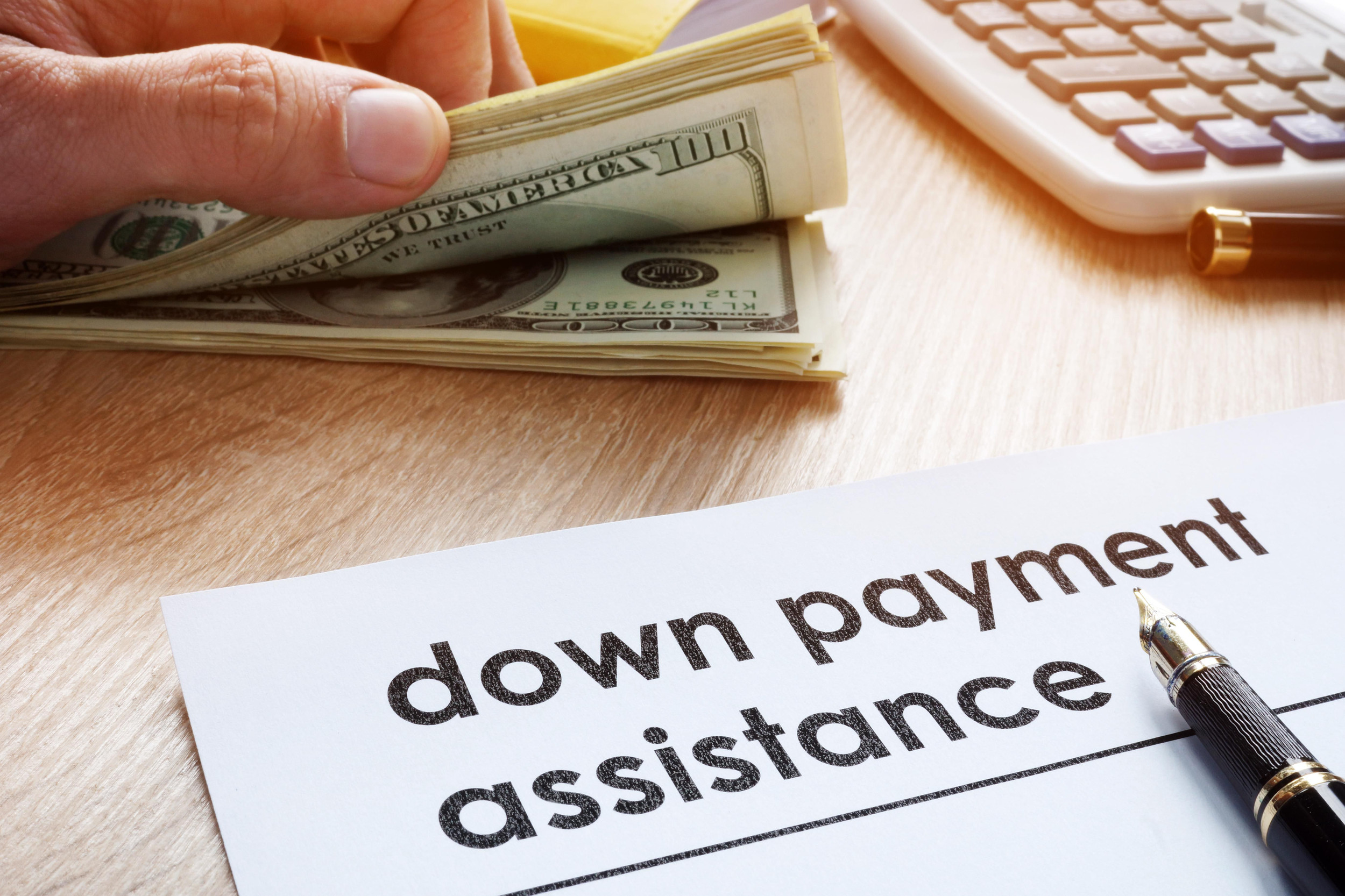 How to get the down payment for a home purchase