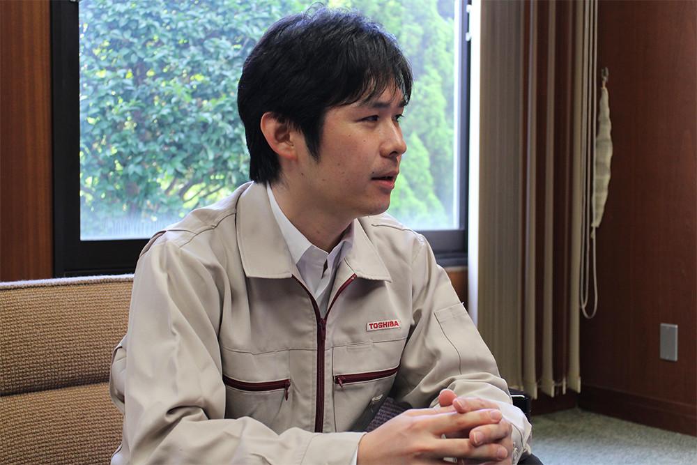 東芝 生産技術センター 高橋宏昌氏