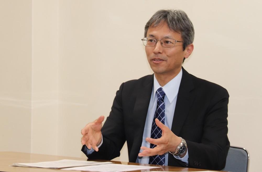 北海道電力株式会社 送配電カンパニー 工務部 変電グループ グループリーダー 渡邊真琴氏