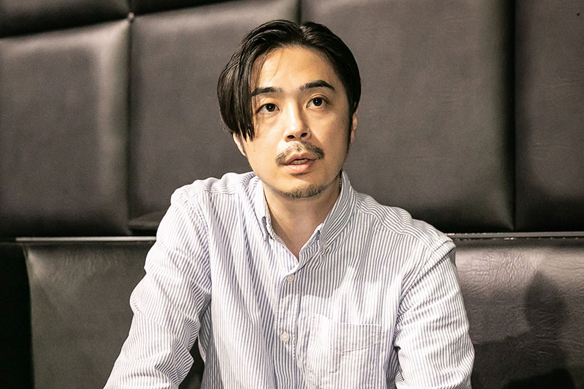 Photo : Atsushi Shimada, Chief Producer Business Planning Unit, Lifestyle Business Group, Business Alliance Division Avex Entertainment Inc.