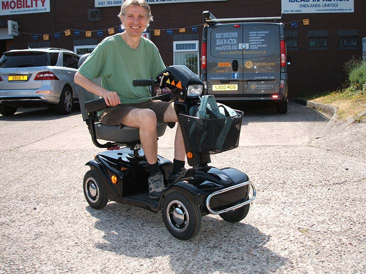 Electric Mobility Rascal 388 XL