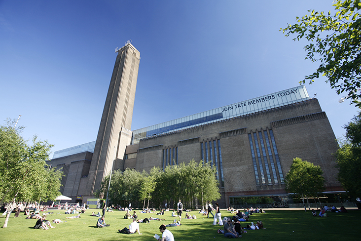 London's Tate Modern, where you can catch the Picasso exhibition