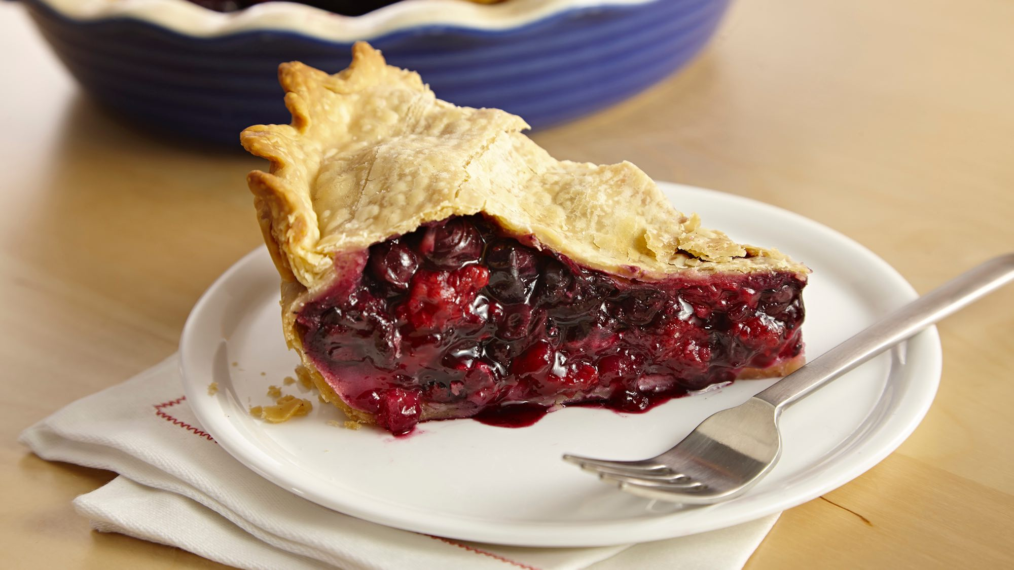 McCormick Mixed Berry Pie