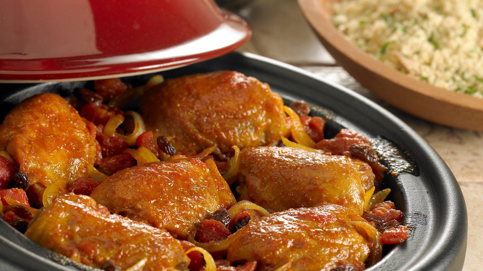 McCormick Gourmet Moroccan Chicken Tagine