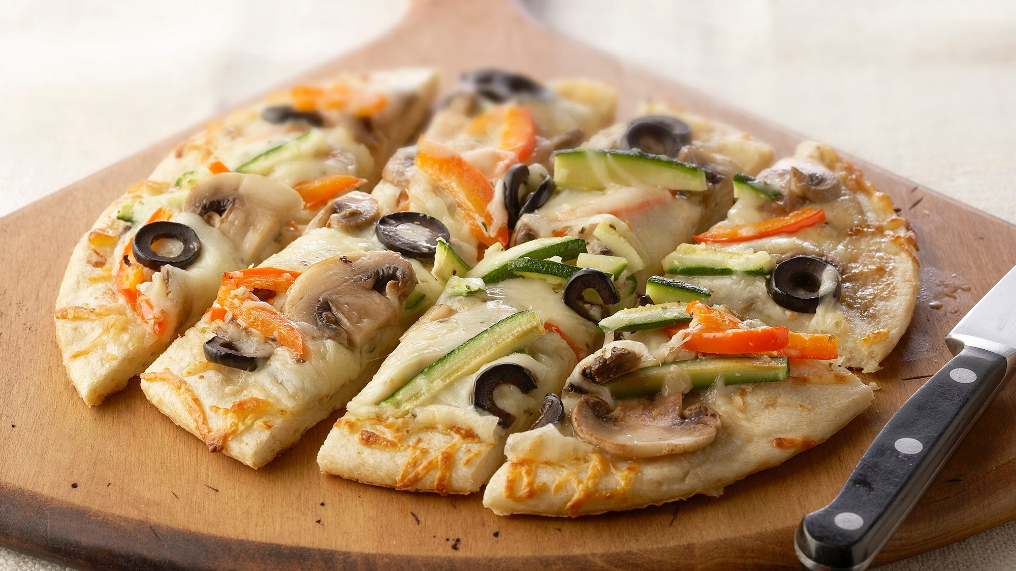 McCormick Vegetable Pizza