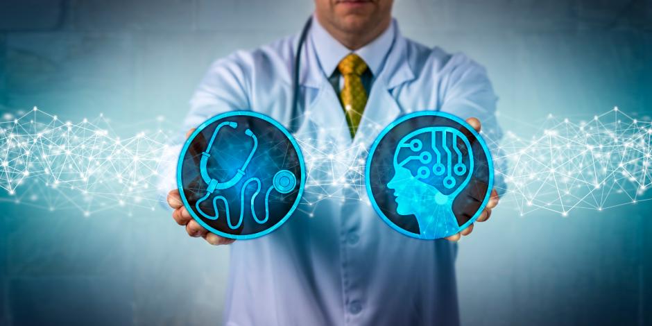 Diagnostician Combining AI App and Diagnostics