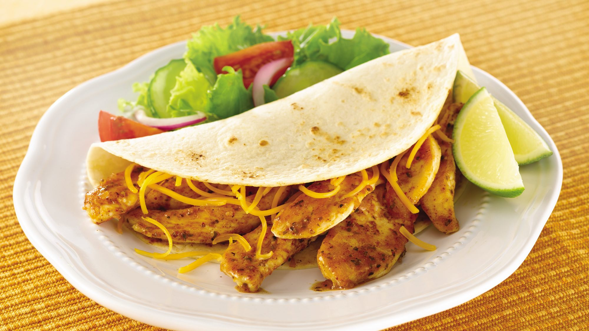 McCormick Chicken Fajitas Recipe