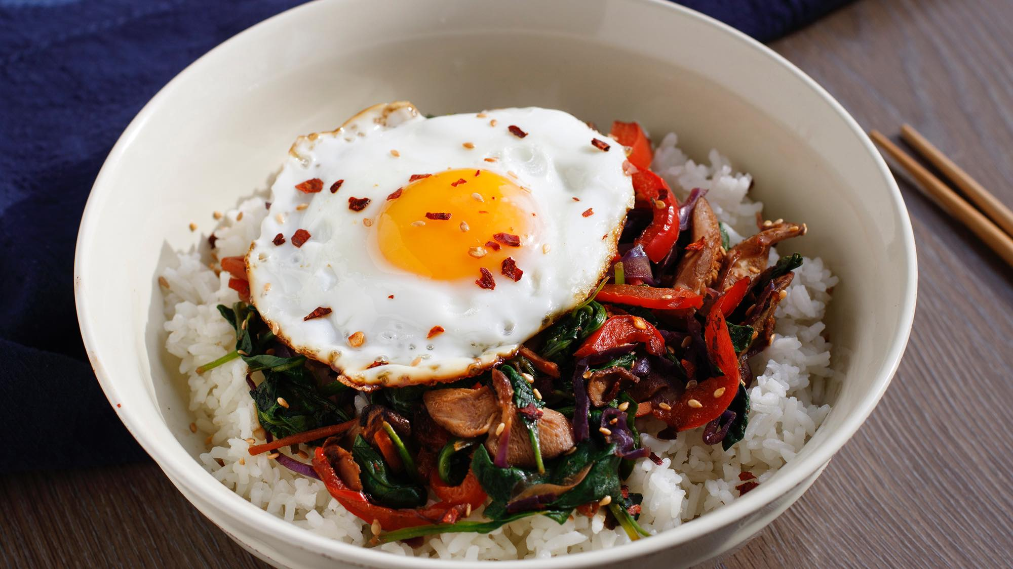 MCCormick Vegetable Bibimbap