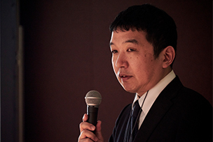 Photo : Nozomu Togawa Professor Faculty of Science and Engineering Waseda University