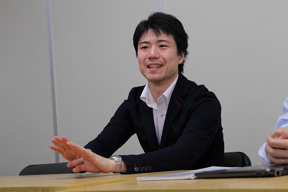 東芝 研究開発センター マルチメディアラボラトリー 森内優介氏