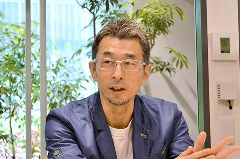 写真 : ライオン株式会社 研究開発本部 イノベーションラボ 所長 宇野 大介