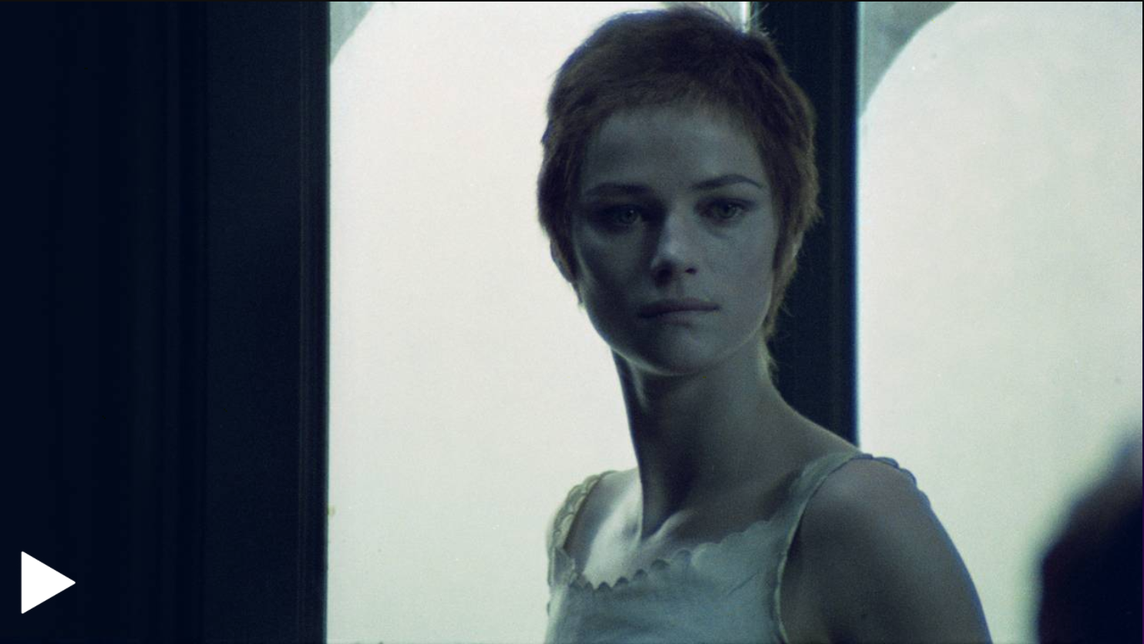 The Night Porter on HBO Max