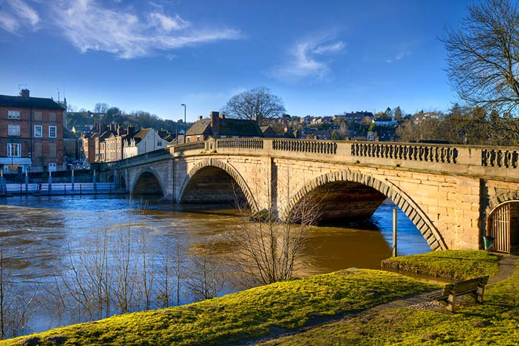 Bewdley, Worcestershire, England