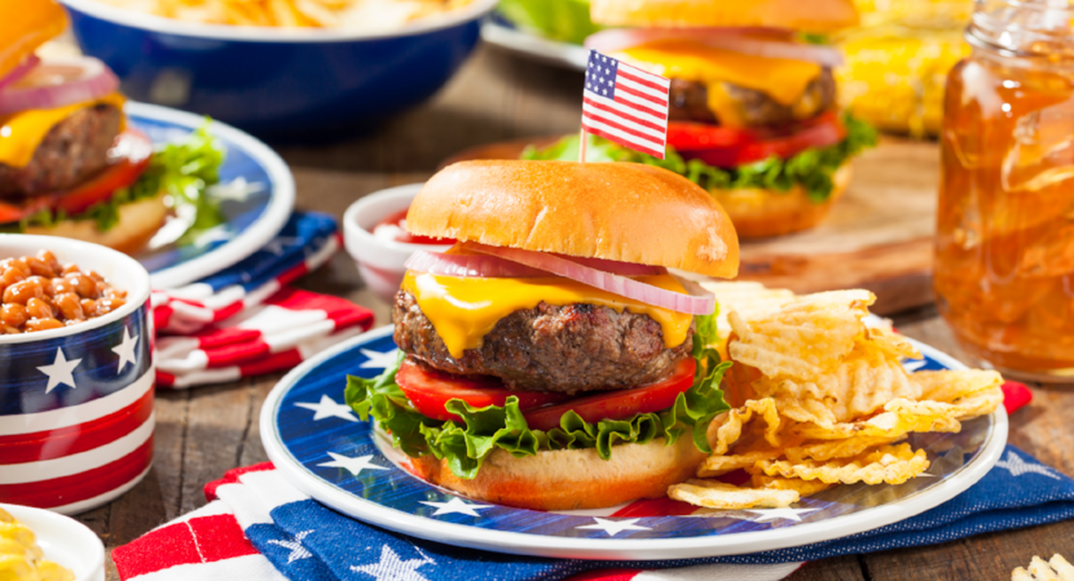 2018 Memorial Day Menu Ideas Foods Desserts Drinks Mccormick