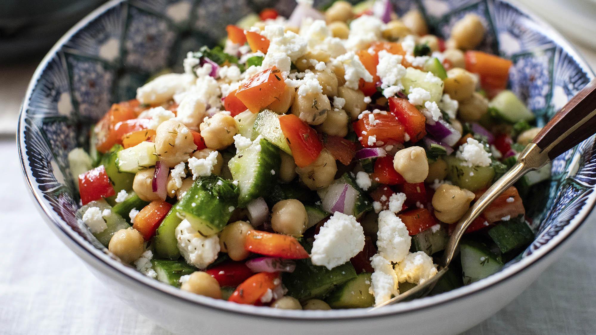 McCormick Gourmet Persian Chopped Salad
