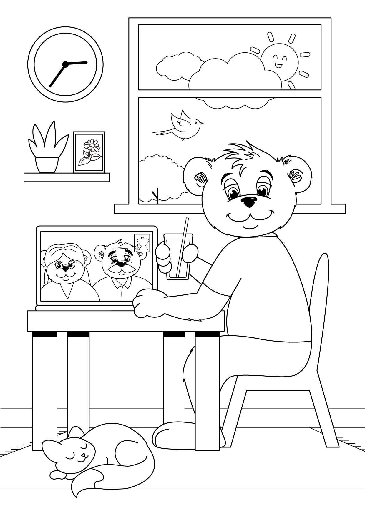 Billy the Bear_Facetime Colouring 150dpi.jpg