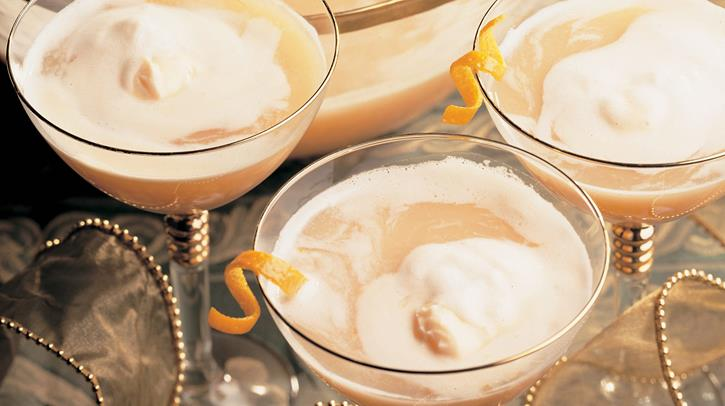 McCormick Orange Almond Sherbet Punch