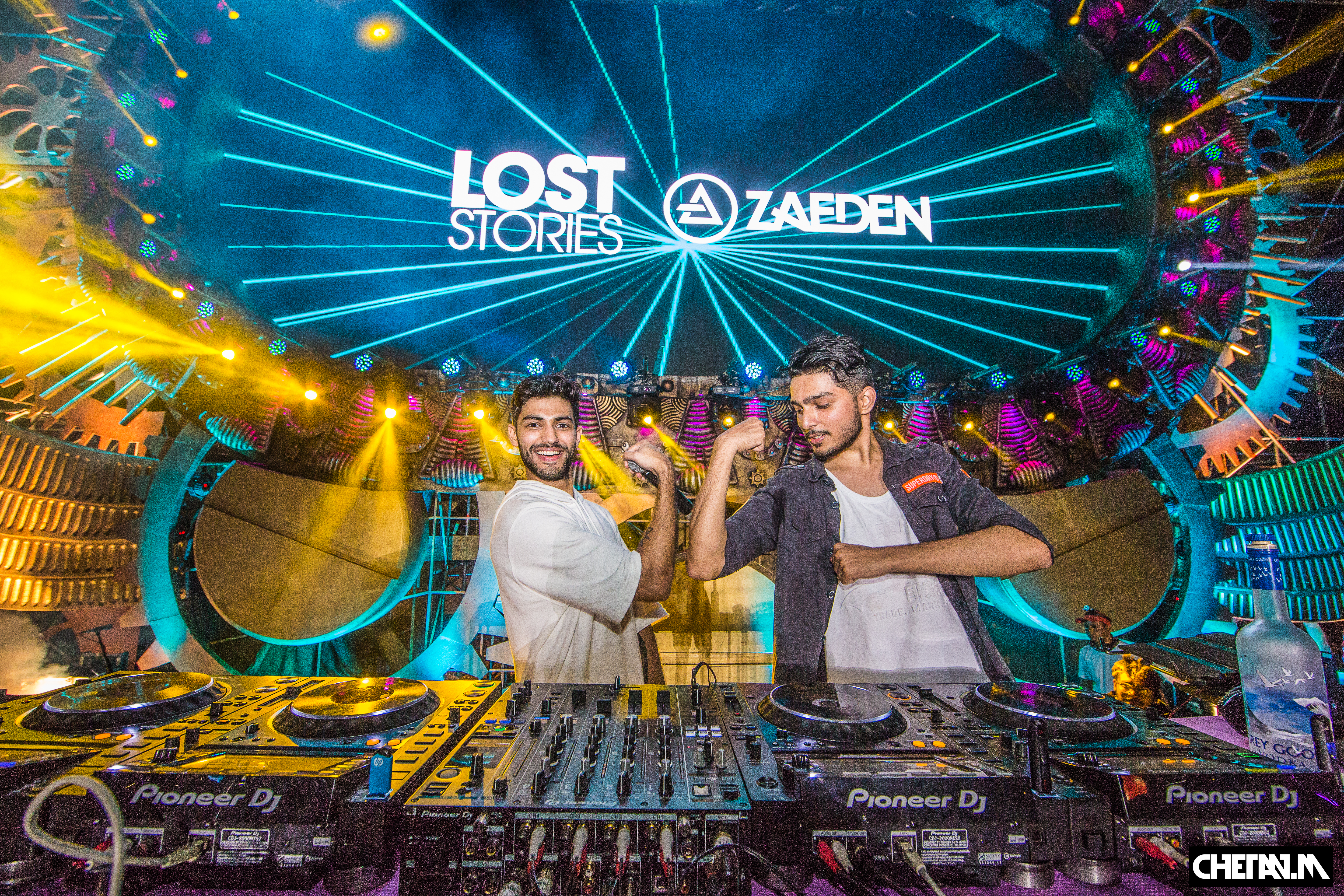 Lost Stories x Zaeden at Timeout72