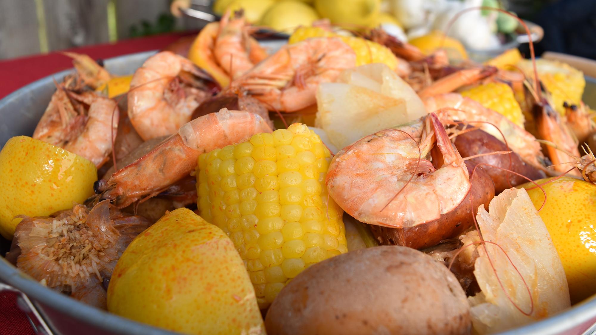 ZATARAIN's Shrimp Boil