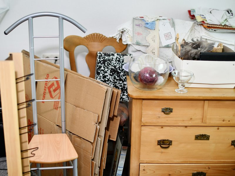 Expert tips on decluttering your home during the coronavirus pandemic