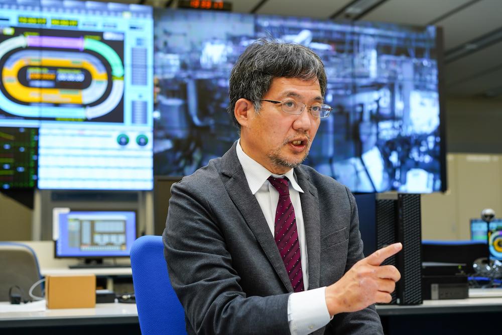 量子科学技術研究開発機構 那珂核融合研究所 副所長 花田 磨砂也氏
