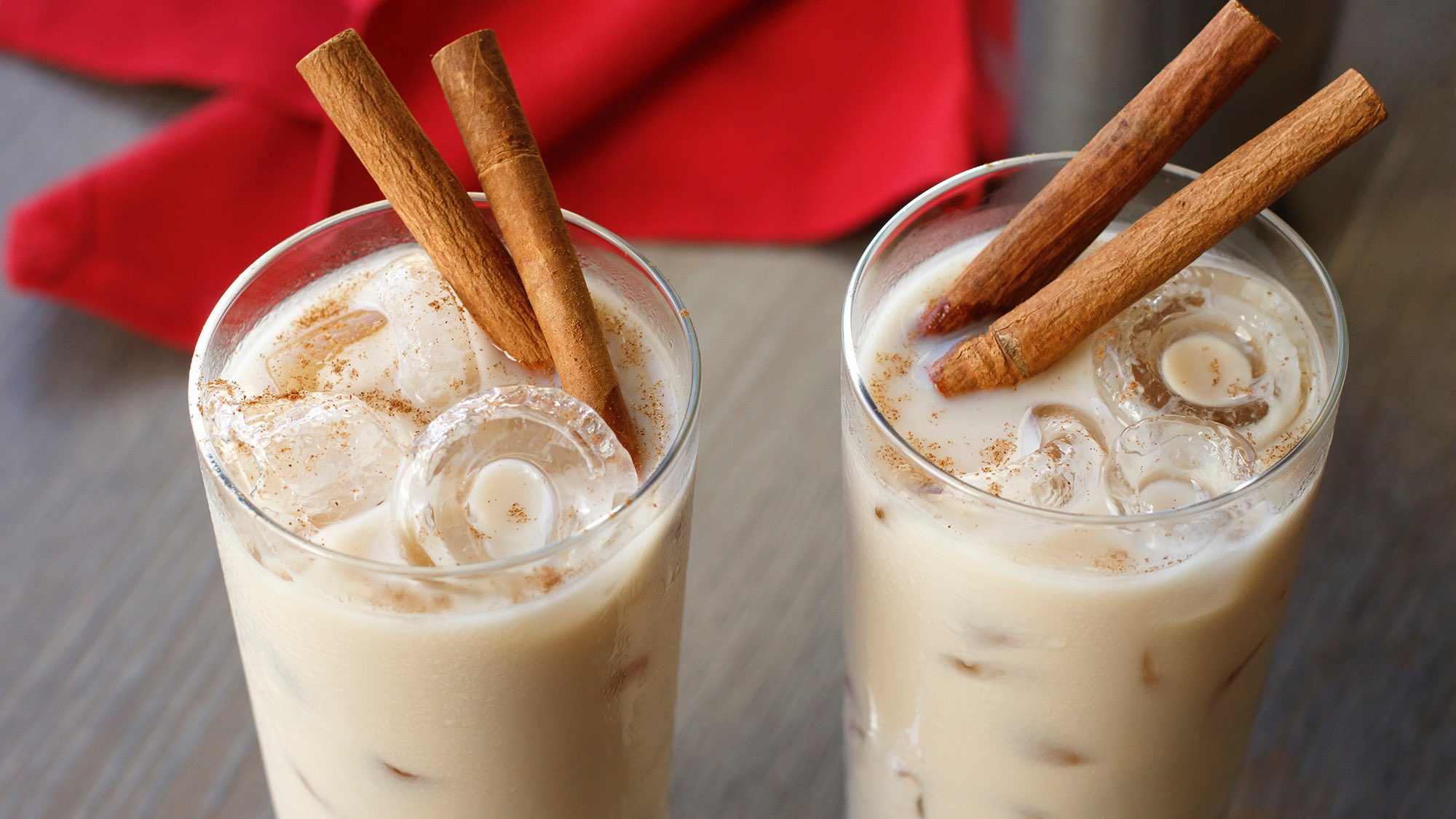 McCormick Cinnamon Spiked Iced Coffee