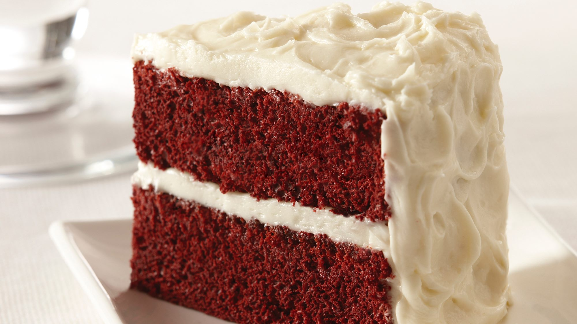 McCormick Easy Red Velvet Cake with Vanilla Cream Cheese Frosting