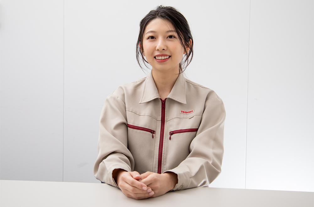 株式会社東芝 電池事業部 セル開発部 セル開発第二担当 中村夏希氏