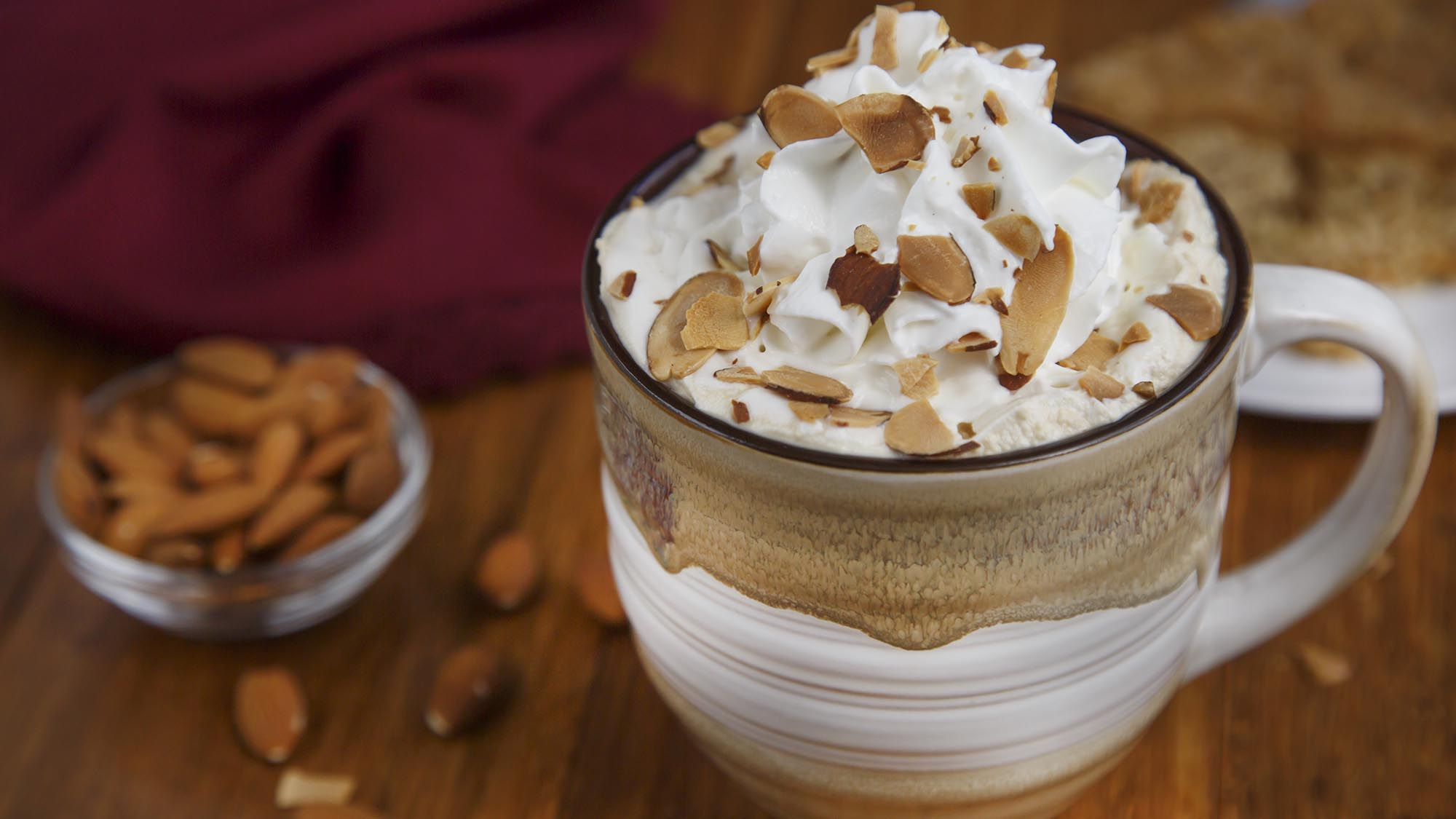 McCormick Toasted Almond Latte