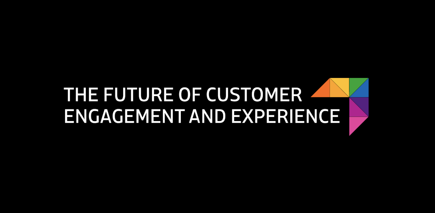 the future of customer engagement and experience logo
