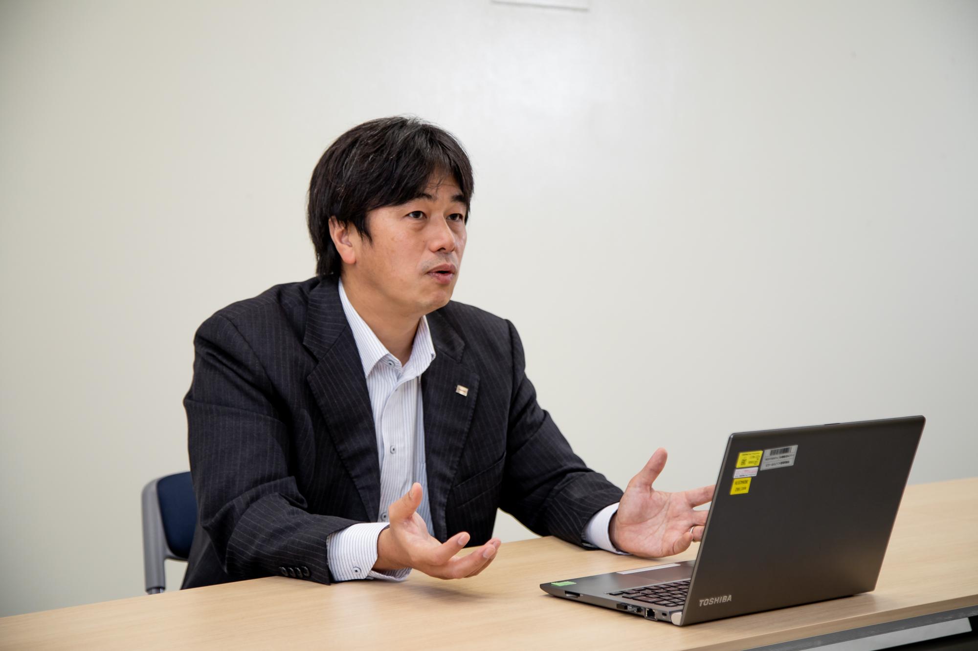 株式会社東芝 研究開発センター 知能化システム研究所 システムAIラボラトリー 研究主幹 吉田 琢史氏