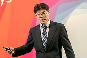 写真 : 大成建設株式会社 医療・医薬営業本部 医療施設計画部 松田 祐晴 氏