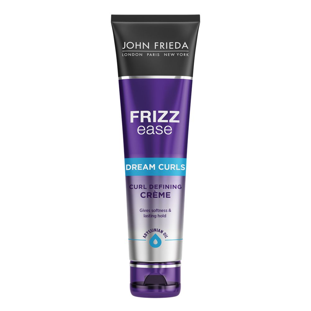 frizz ease dream curls styling creme for curly hair