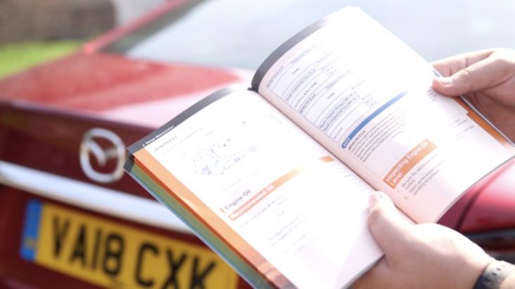 Car manufacturer guidelines