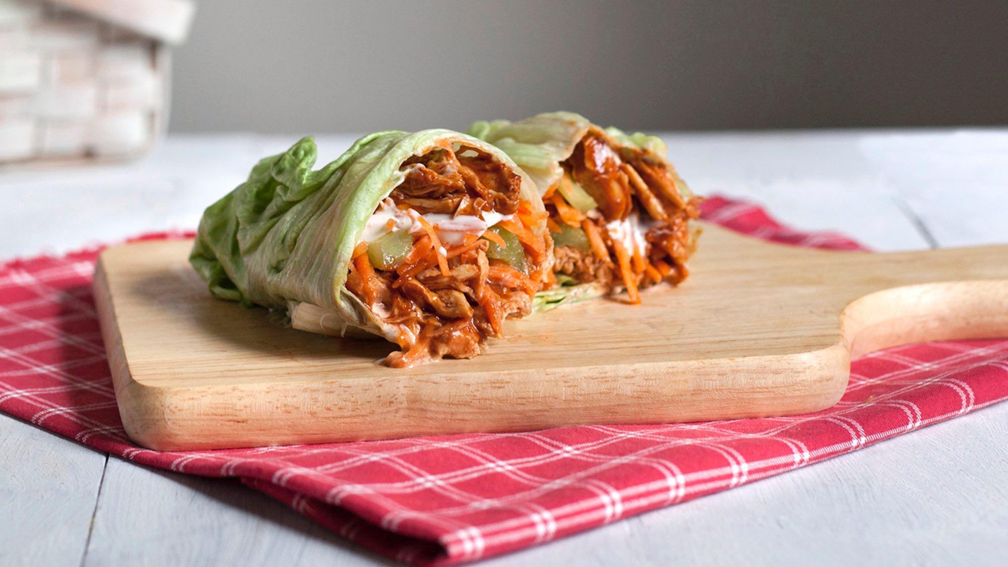 slow-cookers-buffalo-bbq-chicken-lettuce-wraps.jpg