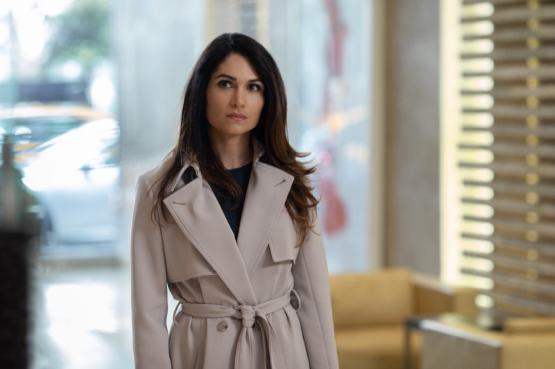 Lela Loren as Angela Valdes in Power on Starz