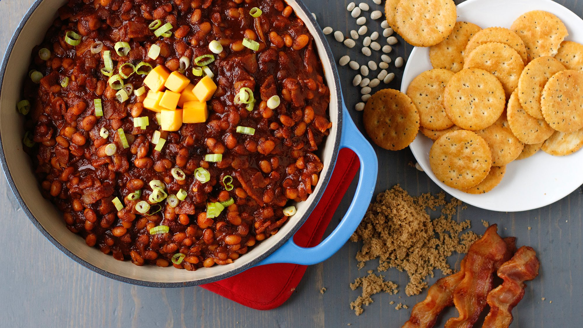McCormick Boston Baked Bean Dip