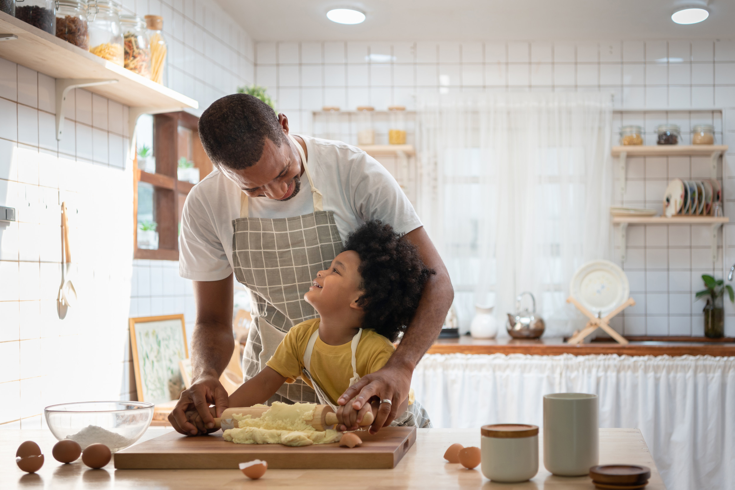 At age 2, my son has more money in the bank than I did at 18, and it's part of my plan to build generational wealth