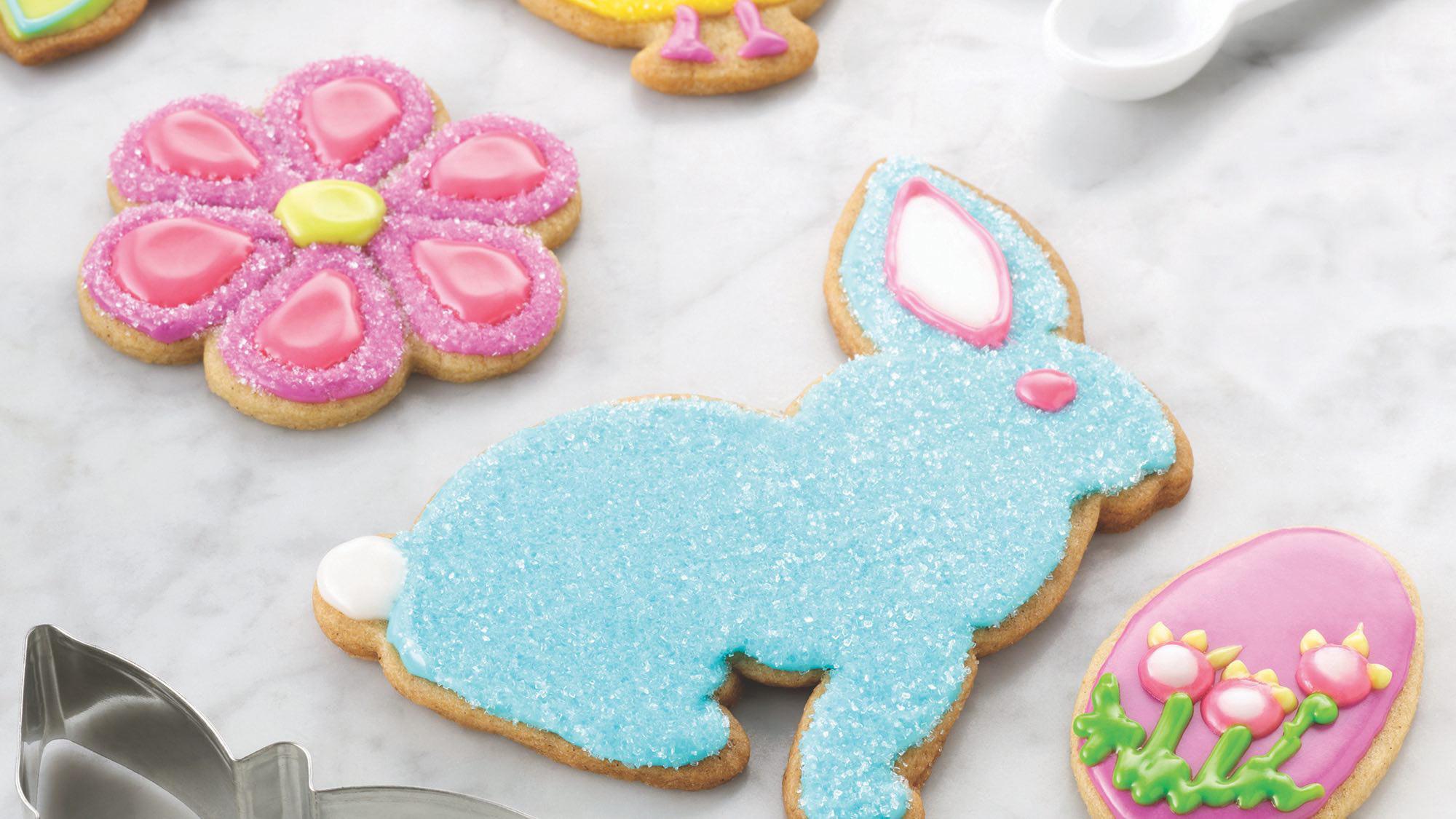 McCormick Spiced Springtime Sugar Cookies