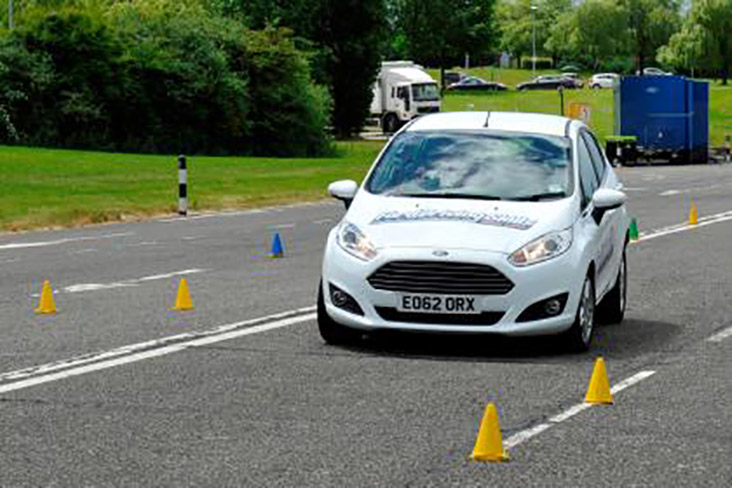 Ford offers free extra training for young drivers