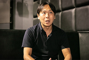 Photo : Takeshi Mori Business Planning Unit, Lifestyle Business Group, Business Alliance Division Avex Entertainment Inc. Manager