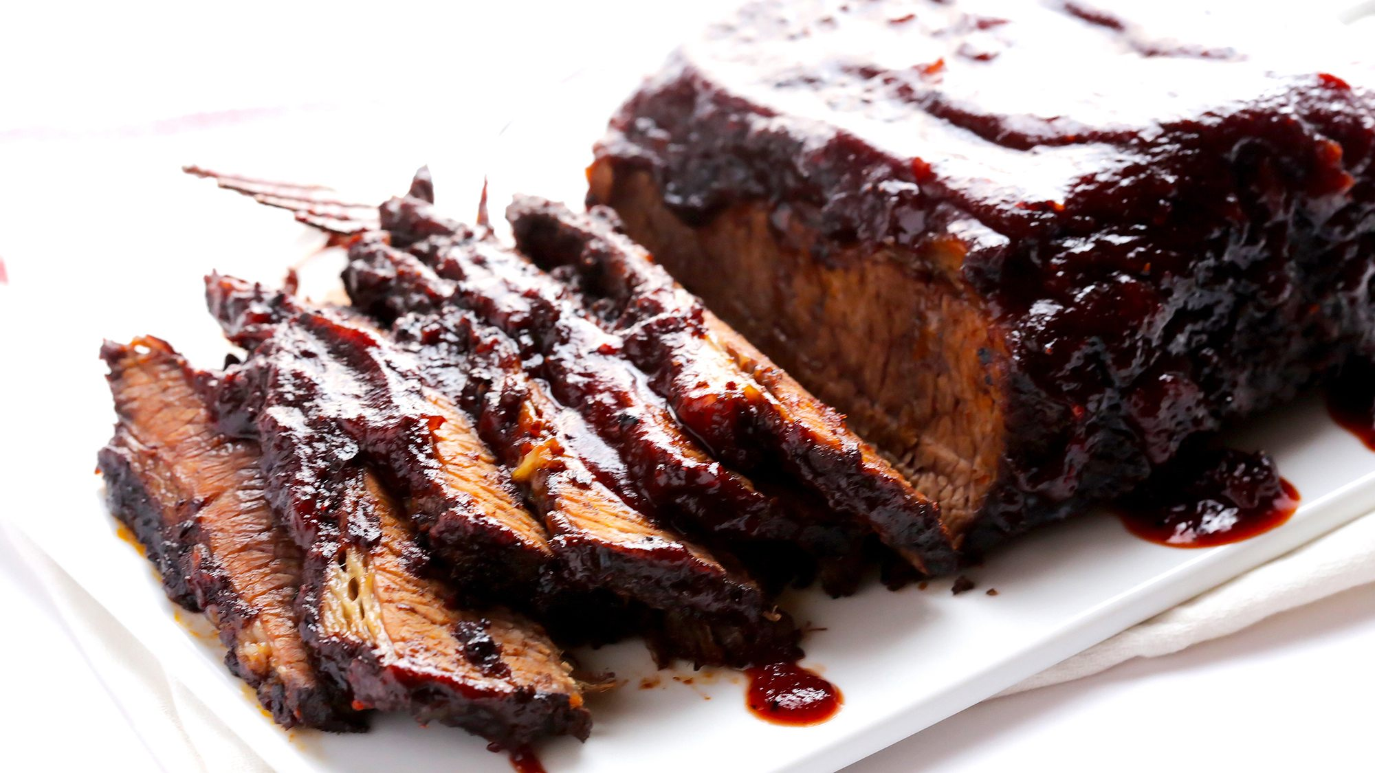 McCormick Gourmet Ancho Chile & Hibiscus BBQ Brisket