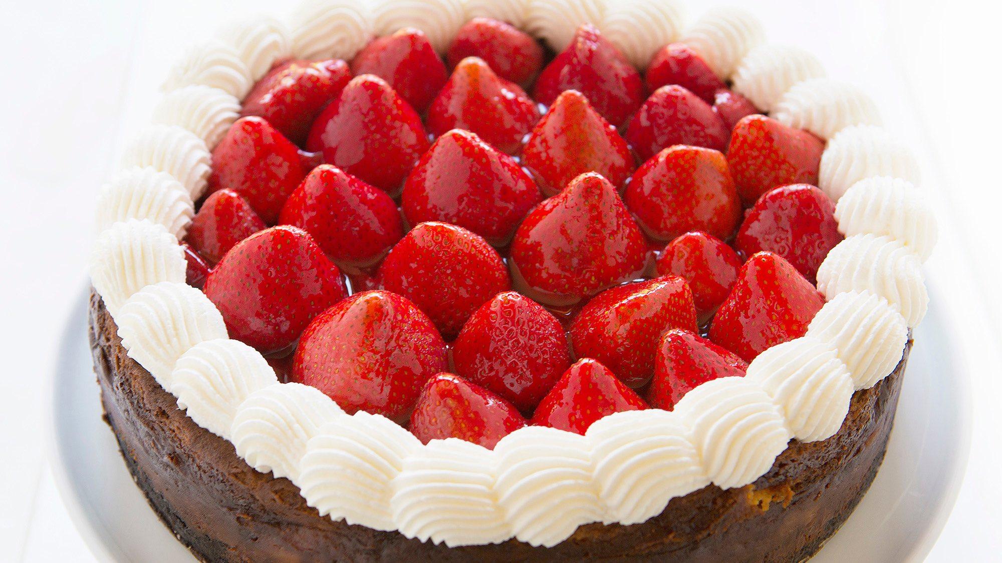 McCormick Strawberry Cheesecake