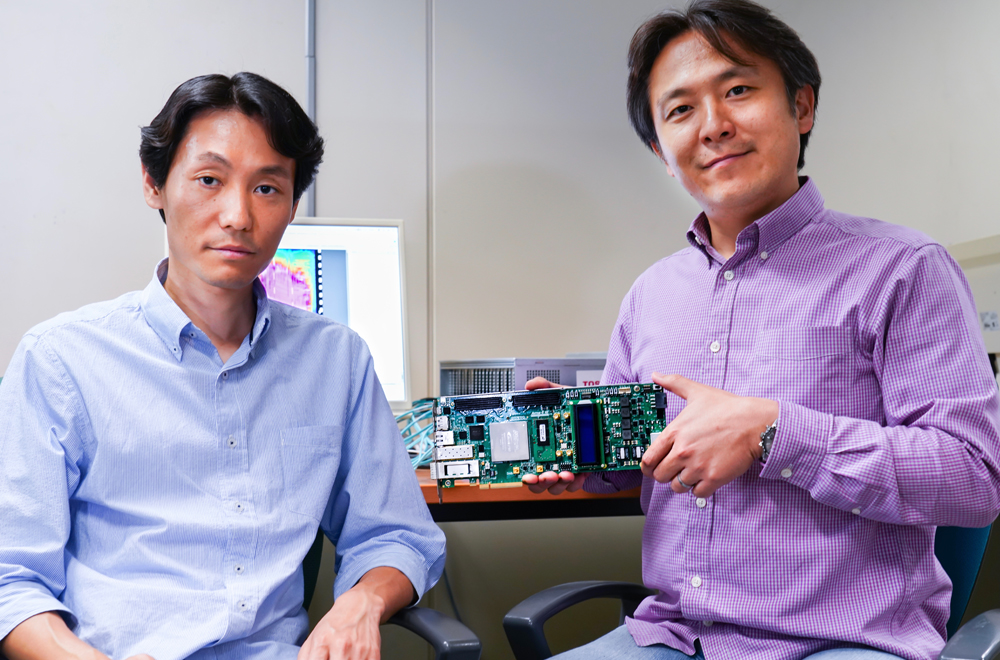 Goto and Tatsumura