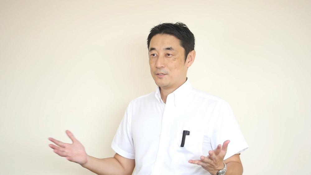 IMAGE OF MR. ATSUSHI KAWAMI