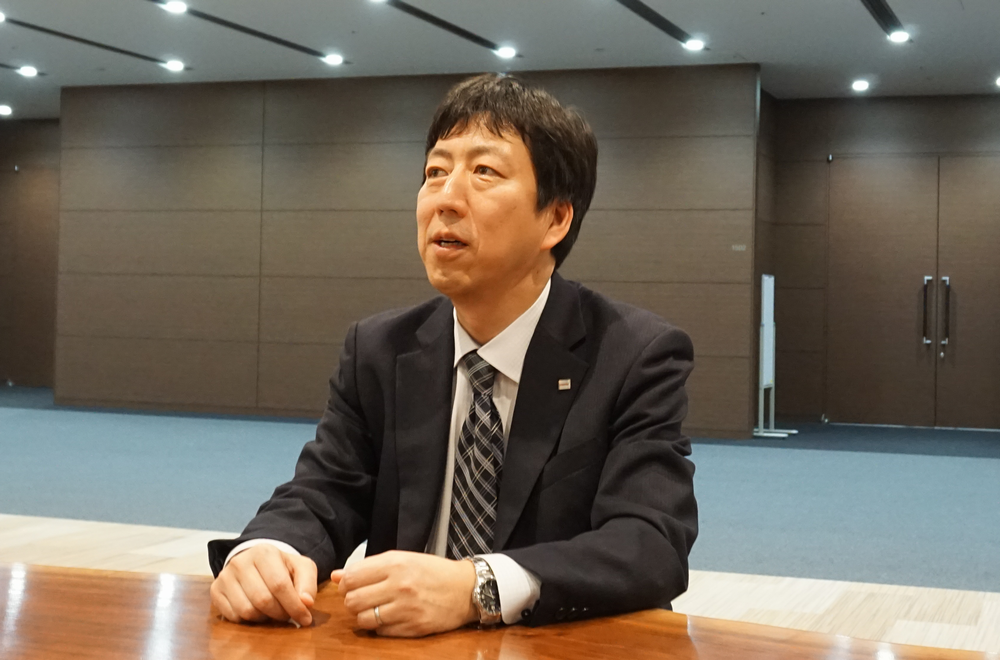 東芝エネルギーシステムズ株式会社 電力系統システム統括部 梶原俊之氏