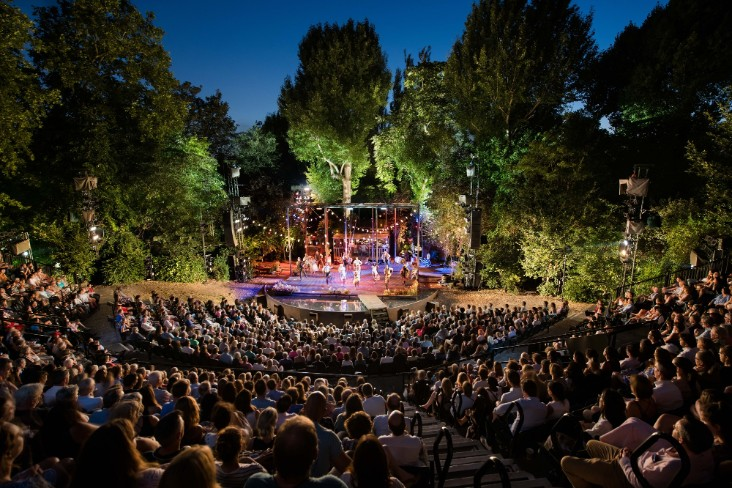 Regents Park Open-Air Theatre