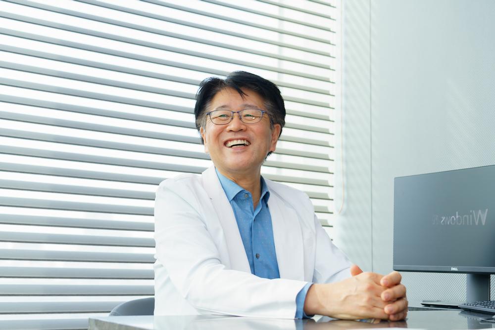 Dr. Junichi Taguchi, Director of Tokyo Midtown Clinic, Nihonbashi Muromachi Mitsui Tower