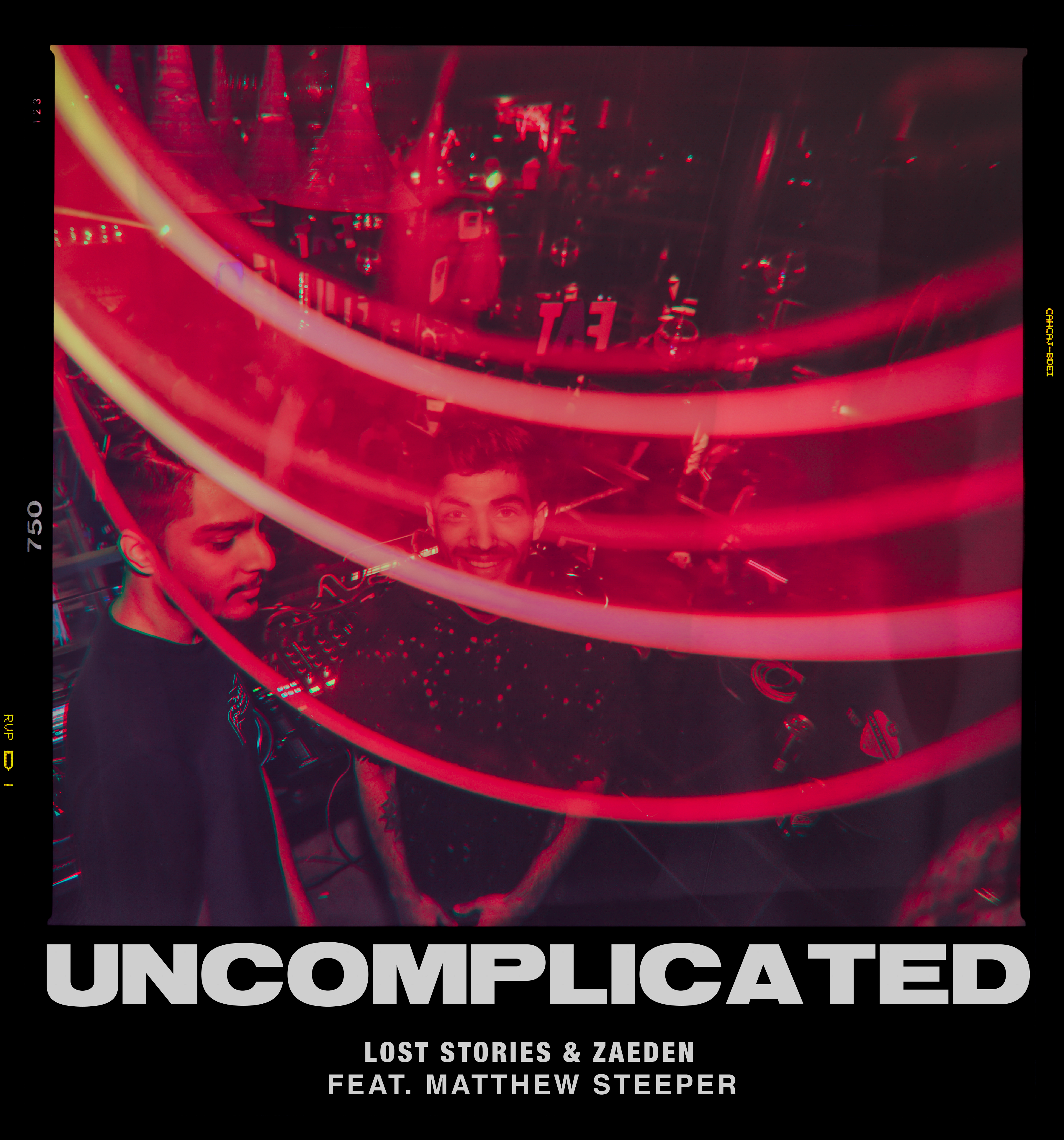 Lost Stories and Zaeden - Uncomplicated